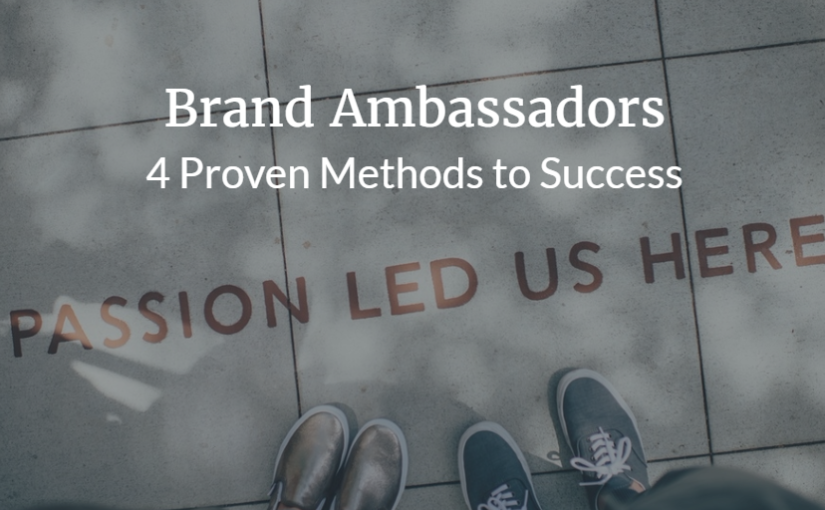 4 Proven Benefits Of Launching A Brand Ambassador Program [Infographic]