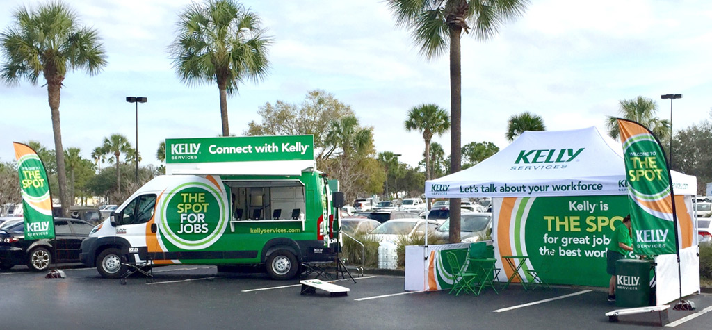 Kelly Services Set up
