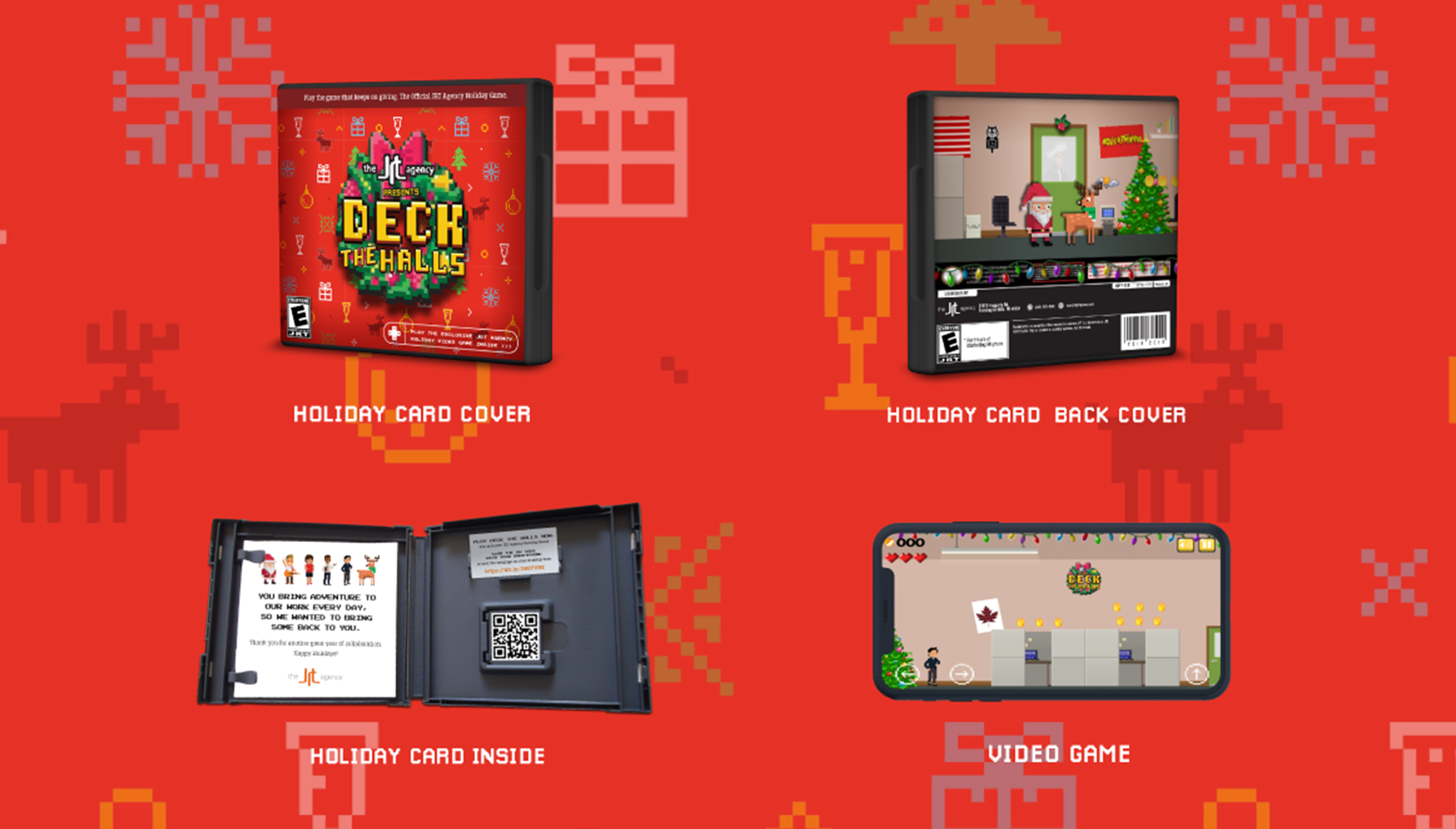 ADWEEK Recognizes JRT's Interactive Holiday Fun