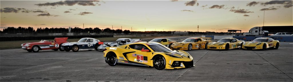 corvette vehicles